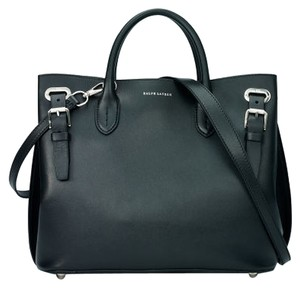 Ralph Lauren Luxury Luxury Tote in Black