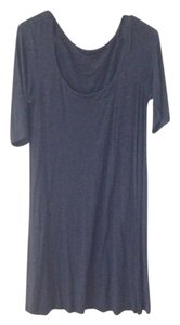 Old Navy short dress Grey Jer on Tradesy