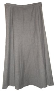 Talbots Wool Skirt grey