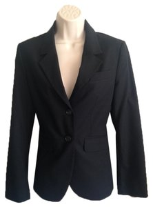United Colors of Benetton Black Blazer
