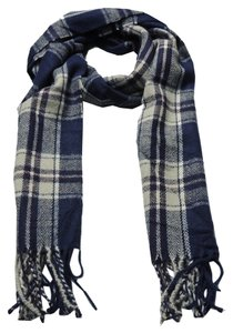 Free shipping Plaid Scarf Item HS29