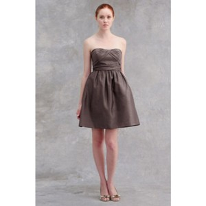 503ae4634bf Jenny Yoo Cinder Luxe Shantung Kennedy Traditional Bridesmaid Mob Dress  Size 8 (M)