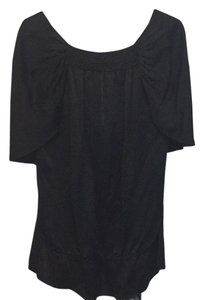 BCBGMAXAZRIA Top Navy