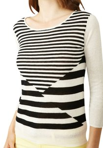 Leroy & Perry Linen Stripes Summer Sweater
