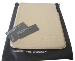 PORSCHE DESIGN Porsche Design Ipad Case Leather New With Tags and Dustbag