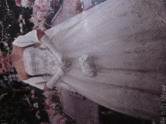 Mary's Bridal White Lace 4979 Ws10 Formal Wedding Dress Size Other Image 2