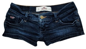 Hollister Designer Mini/Short Shorts med/dark wash