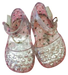 Old Navy Clear Sandals