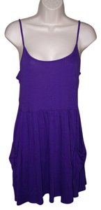 Ambiance Apparel short dress Purple on Tradesy