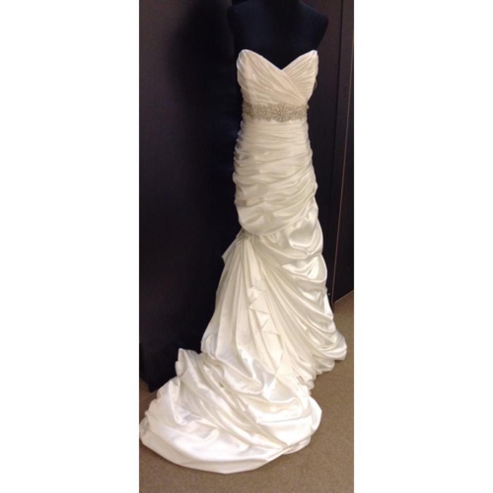 Maggie sottero adore wedding dress on sale 24 off for Best way to sell used wedding dress