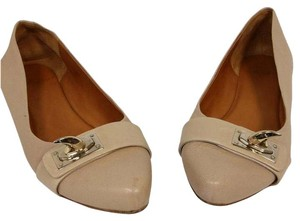 Givenchy Espadrille Lambskin Bambi Female Studs Beige Flats