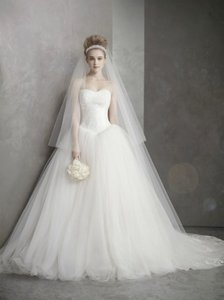 Vera Wang Bridal Vera Wang White Wedding Dress