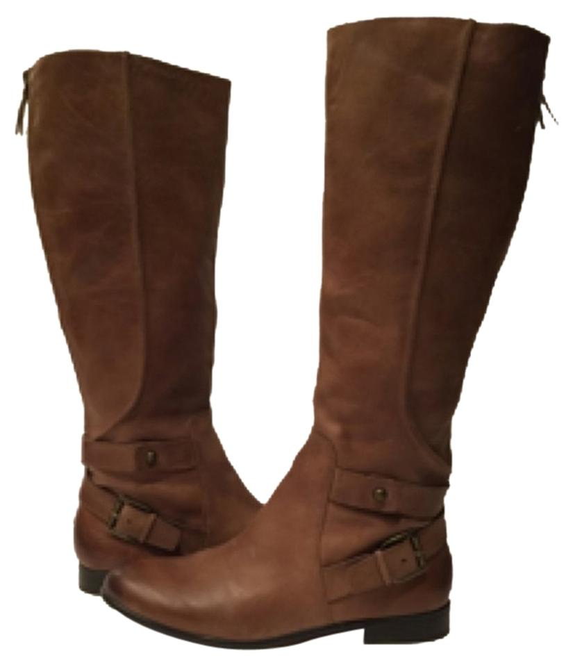 WOMENS Enzo Angiolini Brown Valetta Boots/Booties Boots/Booties Valetta Reasonable price 35a602