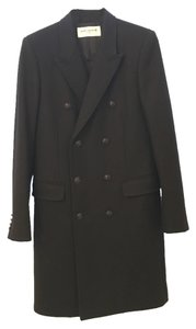 Saint Laurent Pea Coat