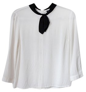 Topshop Like New Nwot Top White