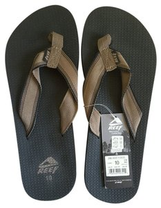 Reef Black / Brown Sandals