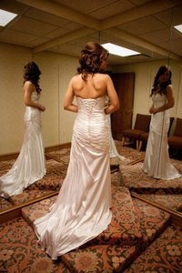 Mori Lee Vogage Destination Dress 6476 Wedding Dress