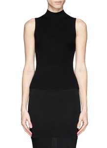 Theory New Cashmere Sleevless Top Black