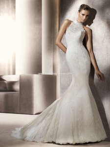 Pronovias Paula Wedding Dress