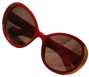 Nicole Richie Collection sunglasses Red By Nicole Richie