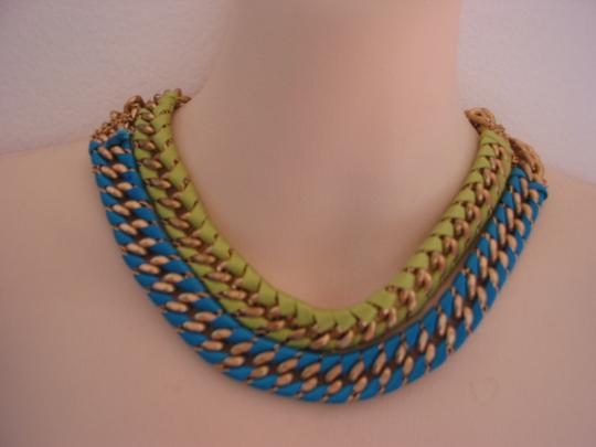 Carlos Falchi Braided necklace