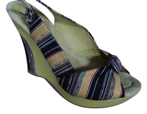 Vince Camuto Lime Lime lime, multi Wedges