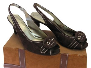 Predictions Size 9.00 M Excellent Condition New Brown Pumps