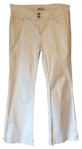 CAbi Contemporary Flare Non-smoking Home Boot Cut Pants White