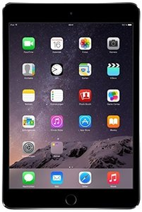 Apple Apple iPad mini 3 MGNR2LL/A (16GB, Wi-Fi, Space Gray) OR Gold --USED