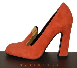 Gucci Loafers Oxidation Pumps