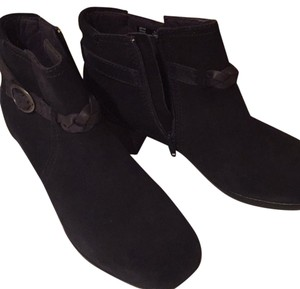 Clarks Navy Boots