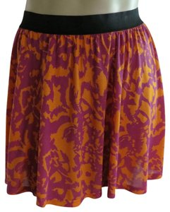 Decree Skirt Orange/Rose Radiance
