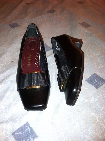 Other Black Flats