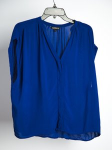 Express Top Royal Blue