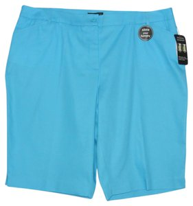 Counterparts Bermuda Shorts Turquoise Cloud
