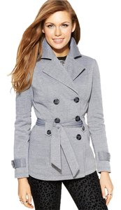 JouJou Fleece Winter Stylish Pea Coat
