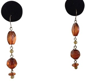 Windsor Windsor Beaded Drop Earrings Duo