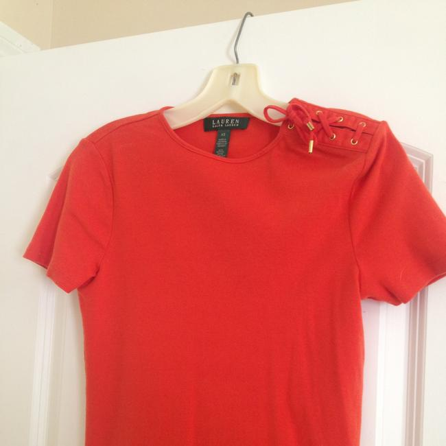 Ralph Lauren T Shirt Orange Image 2