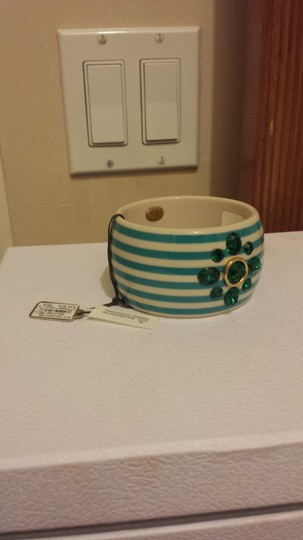 Juicy Couture Large Stripe Bangle