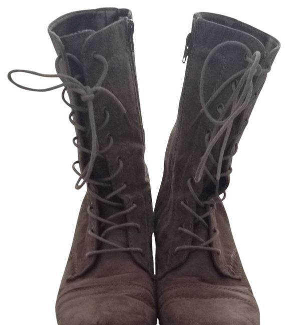 Item - Olive Boots/Booties Size US 9 Regular (M, B)