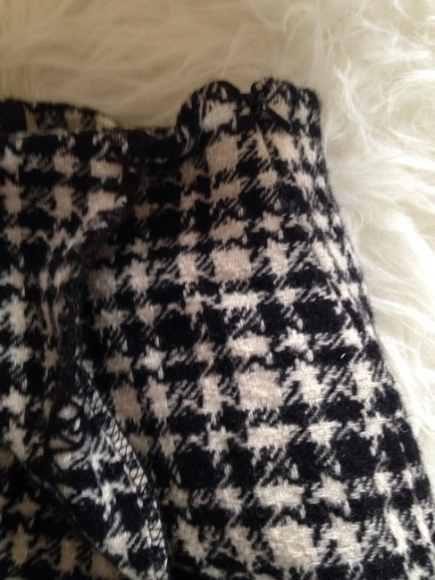 Eddie Bauer Skirt Black And White