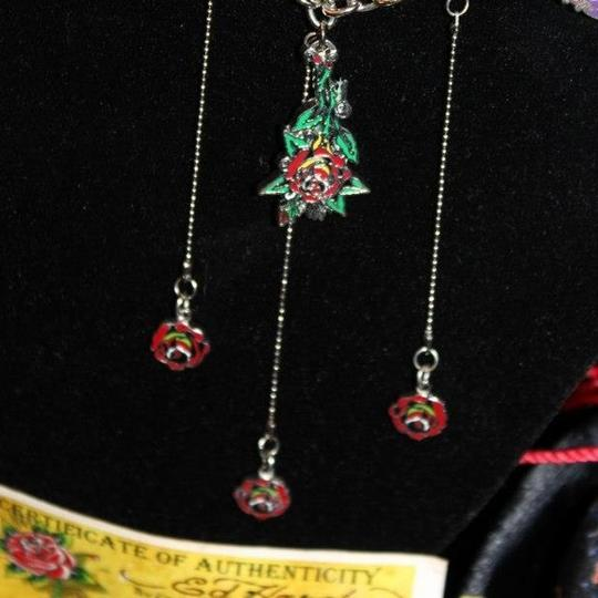 Ed Hardy Authentic Ed Hardy by Christian Audigier Charm Necklace.