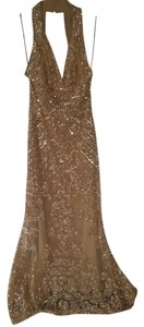 Elie Saab Sequin Couture Dress