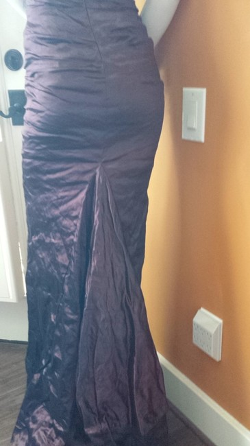 Nicole Miller Evening Gown Red Carpet Gown Dress