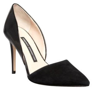 French Connection Blac Pumps