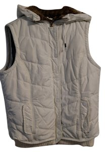 American Eagle Outfitters Ae Hood Vest