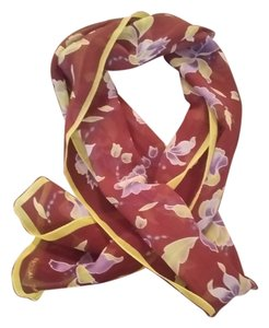 Marc Jacobs Flower Scarf