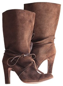 Other Brown Suede brown suede Boots
