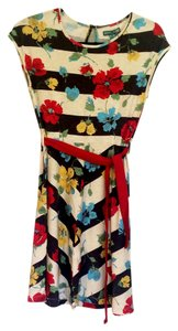 Ella Saint Tropez short dress Floral on Tradesy