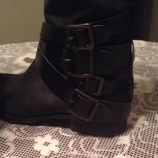 Sam Edelman Hunter Green Suede Boots